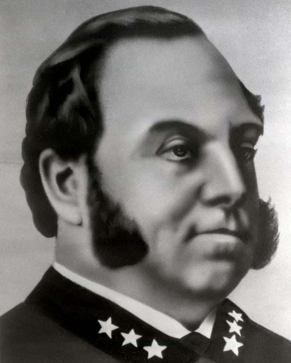 General Superintendent of Police William Turtle (1863 - 1866)