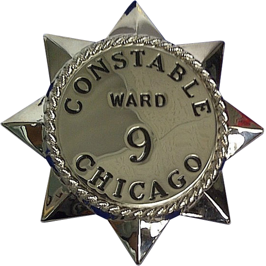 1850 Constable Star Obverse