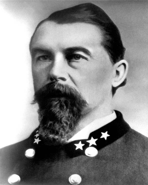 General Superintendent of Police Michael C. Hickey (1875 - 1878)