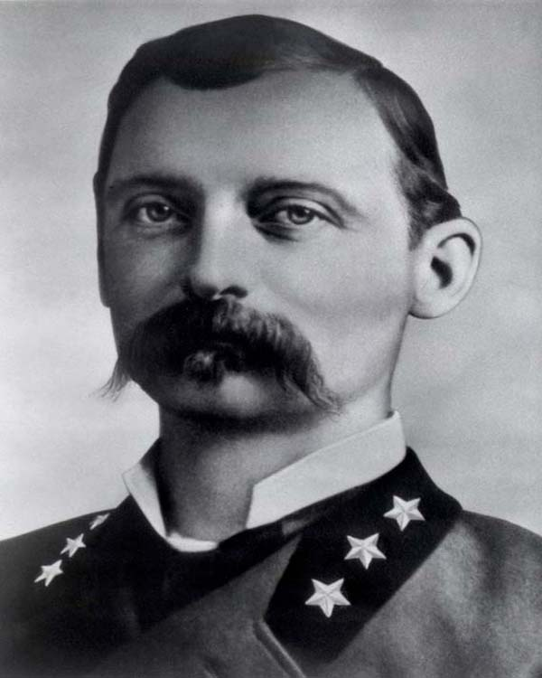 General Superintendent of Police Austin J. Doyle (1882 - 1885)