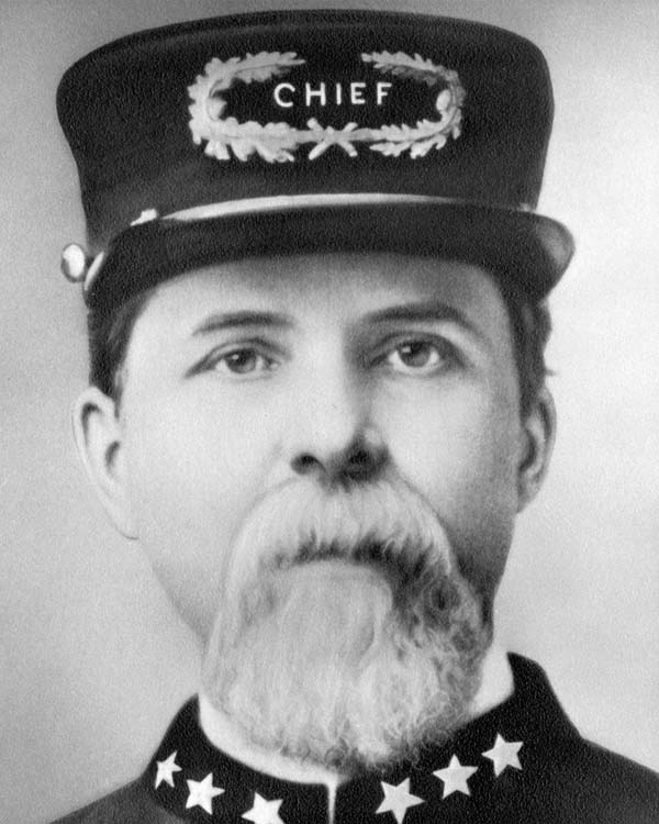 General Superintendent of Police Michael Brennan (1893 - 1895)