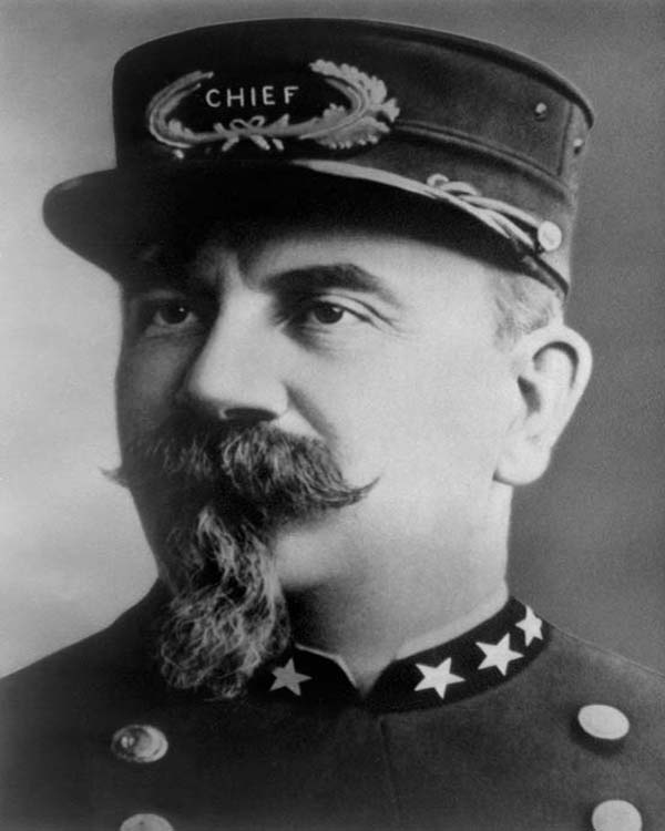 General Superintendent of Police John J. Badenoch (1895 - 1897)