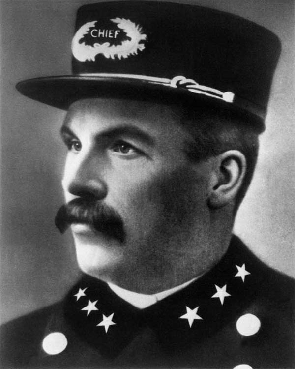 General Superintendent of Police Francis O'Neil (1901 - 1905)