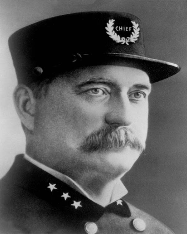 General Superintendent of Police John M. Collins (1905 - 1907)