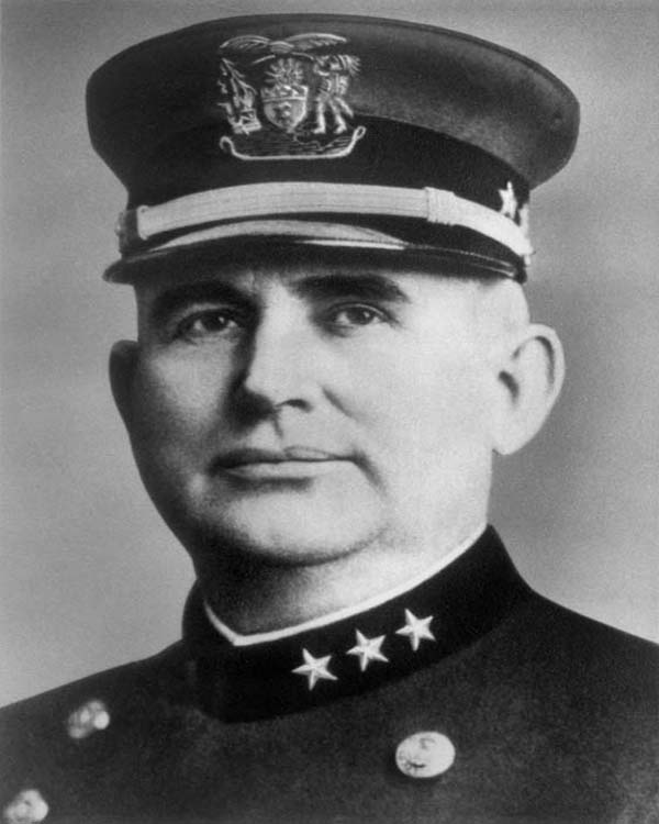 General Superintendent of Police James Gleason (1913 - 1915)