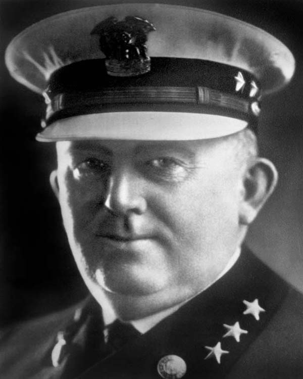 General Superintendent of Police John J. Garrity (1918 - 1920)