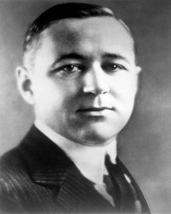 General Superintendent of Police Charles C. Fitzmorris (1920 - 1923)