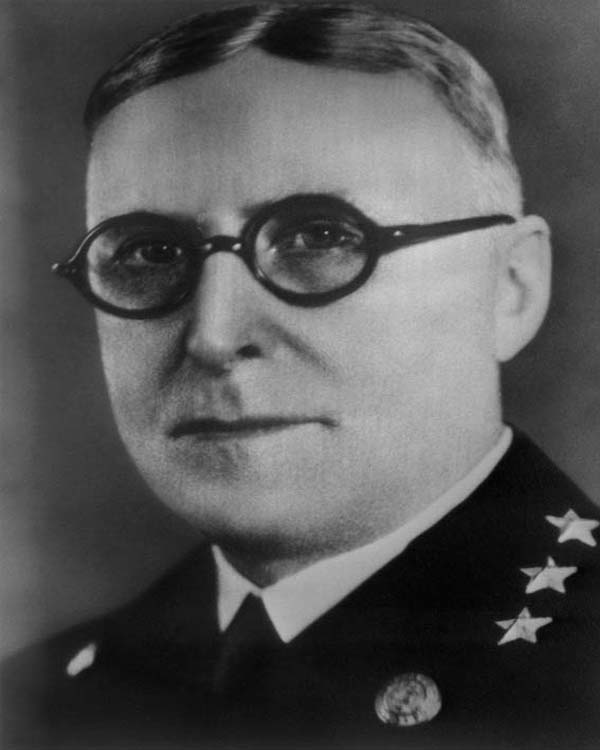 Commissioner of Police Michael Hughes (1927 - 1928)