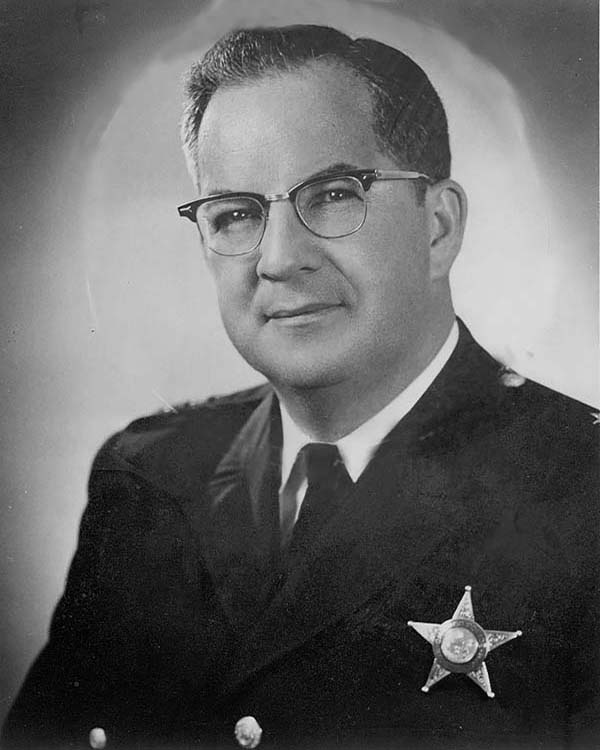 Superintendent of Police James B. Conlisk, Jr. (1967 - 1973)