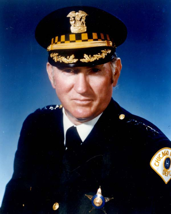 Superintendent of Police James M. Rochford (1974 - 1977)
