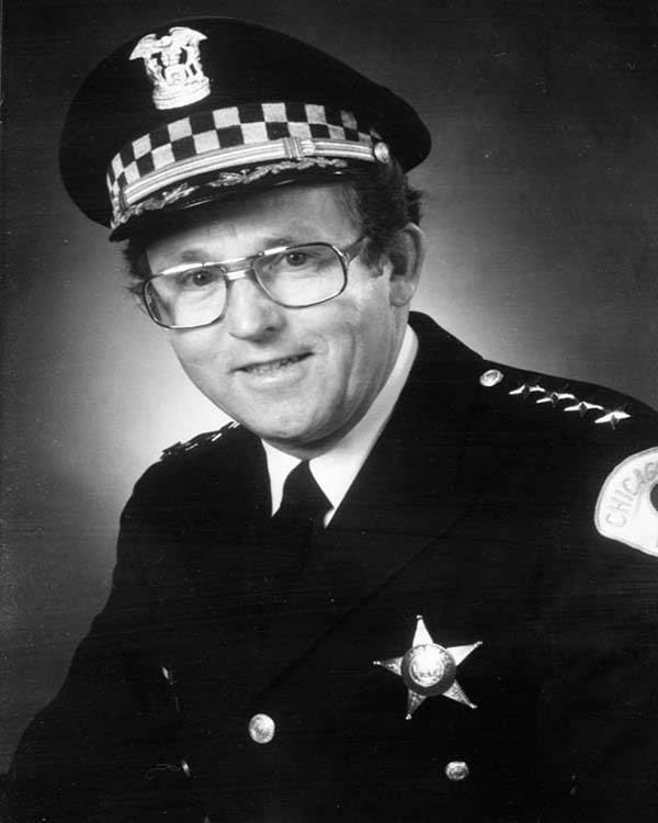 Superintendent of Police James E. O'Grady (1978 - 1979)
