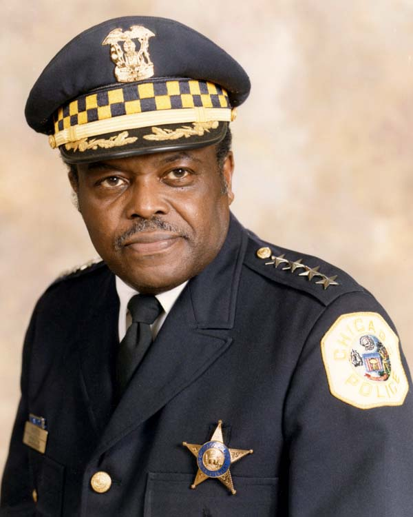 Superintendent of Police LeRoy Martin (1987 - 1992)