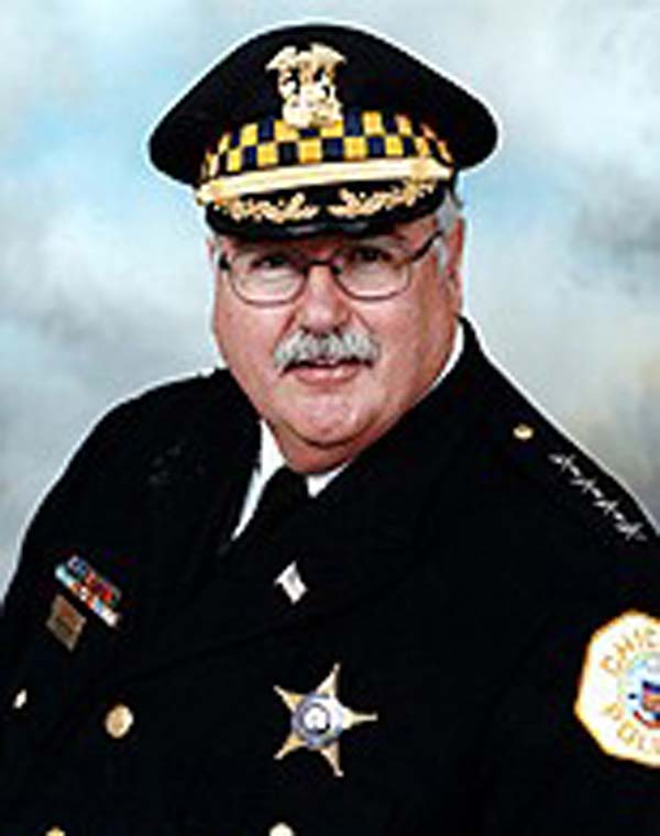 Superintendent of Police Philip J. Cline (2003 - 2007)