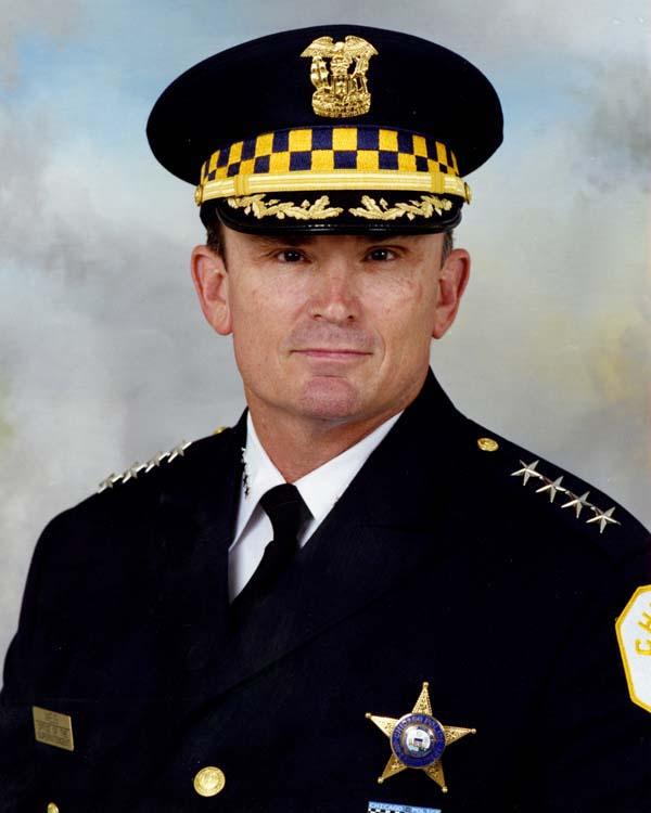 Superintendent of Police Jody P. Weis (2008 - 2011)