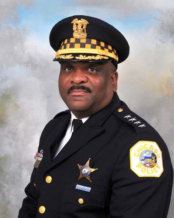 Superintendent of Police Eddie T. Johnson (2016 - Present)