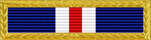 Annual Bureau Award of Recognition Ribbon