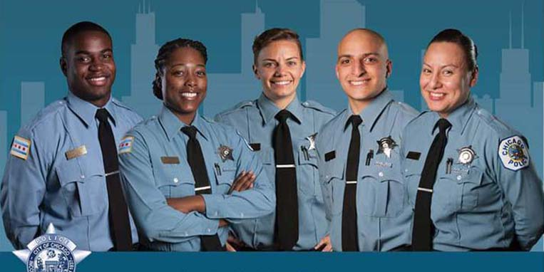 Chicago Police Department Entrance Exam – Exam to be Held May 5, 2018