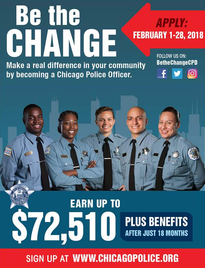 Chicago Police 2018 / May Exam - Police Forums & Law Enforcement