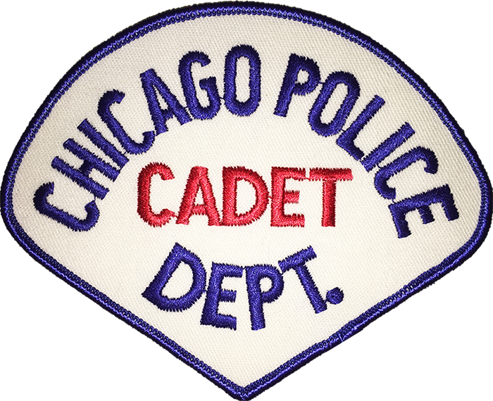 Chicago Police Cadet Shoulder Patch
