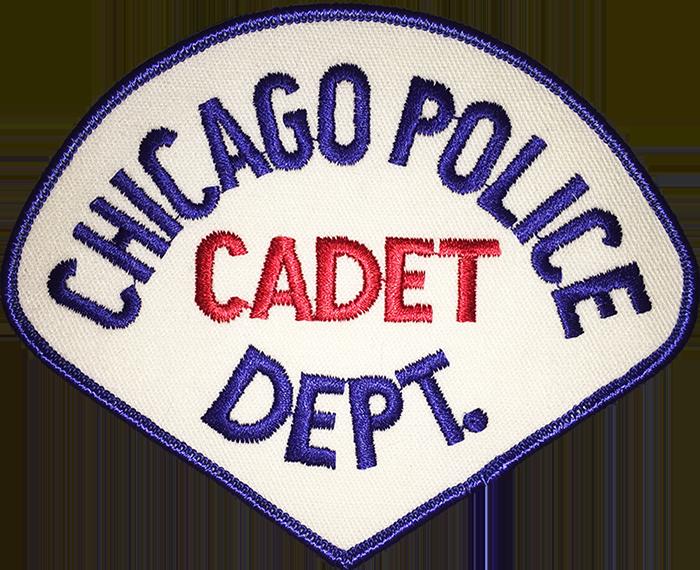 Chicago Police Cadet Shoulder Patch
