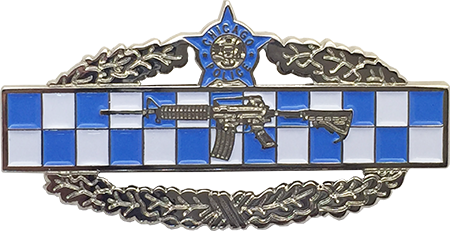 Carbine Qualification Badge