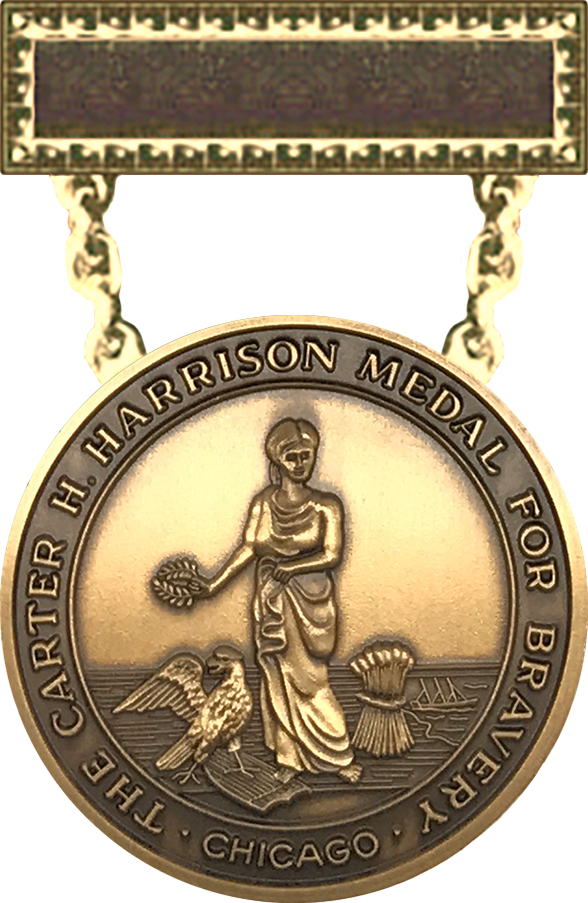 Carter H. Harrison Medal - 1889 Series
