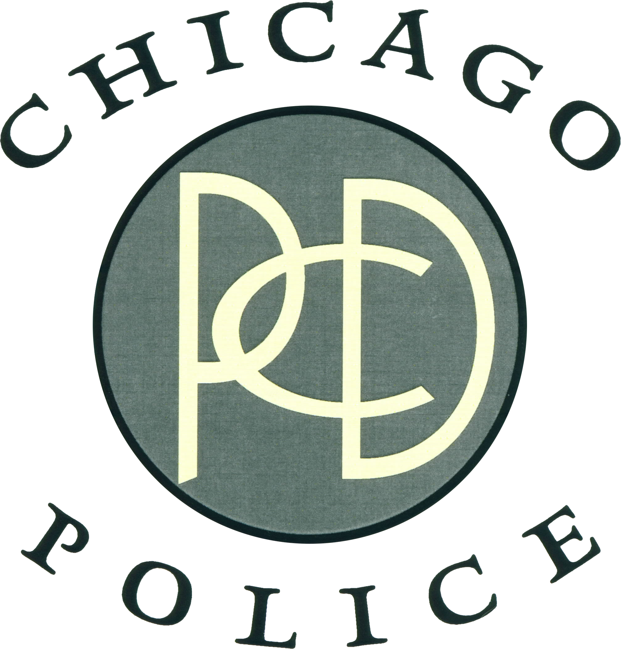 Chicago Police Department Crest - With Banner (c1880's)