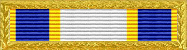 Chicago Police Leadership Award Ribbon