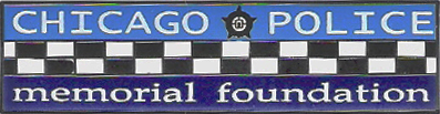 Chicago Police Memorial Foundation Badge
