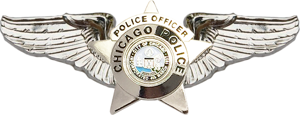 Chicago Police Pilot Wings