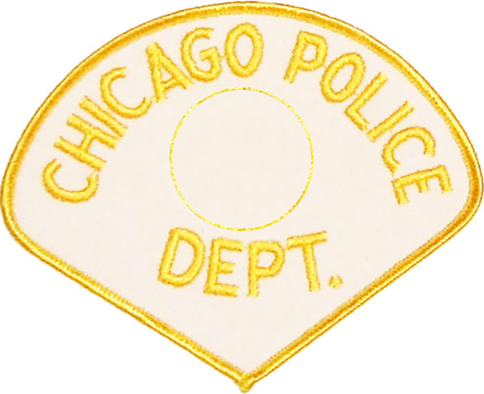 Command Staff Shoulder Patch