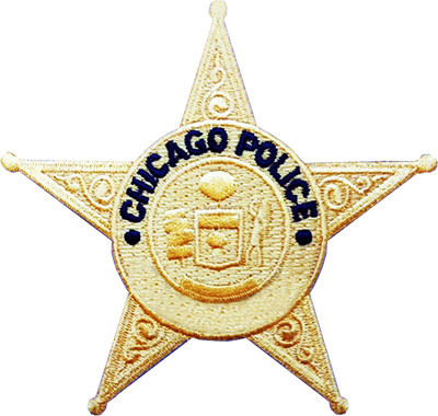 Command Staff Star Patch