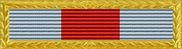 Crime Reduction Award (2009) Ribbon