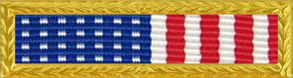 Democratic Convention Service Award Ribbon