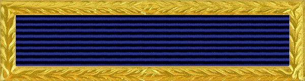 Department Commendation Award Ribbon
