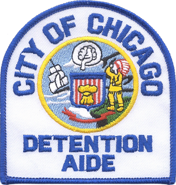 Detention Aide Shoulder Patch