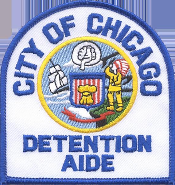 Detention Aide Shoulder Patch