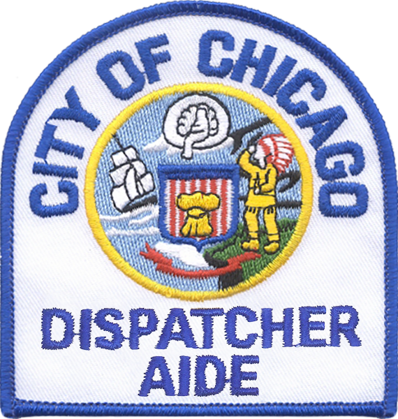 Dispatcher Aide Shoulder Patch