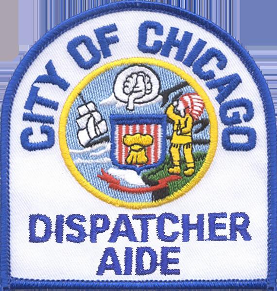 Dispatcher Aide Shoulder Patch