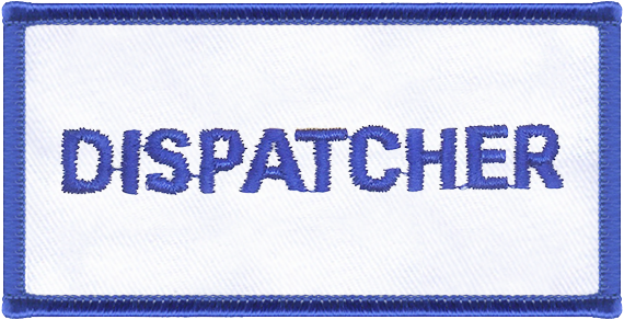 Dispatcher Designator Patch