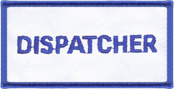 Dispatcher Designator Patch