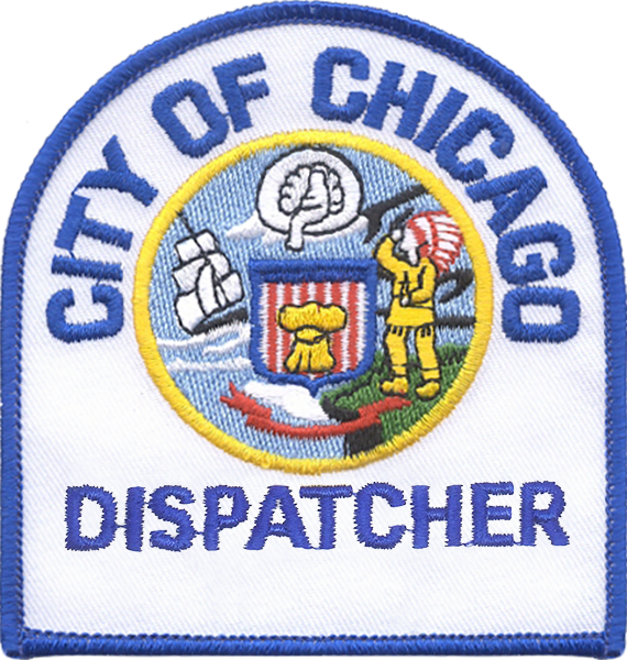 Dispatcher Shoulder Patch