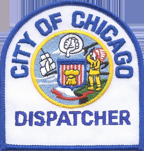Dispatcher Shoulder Patch