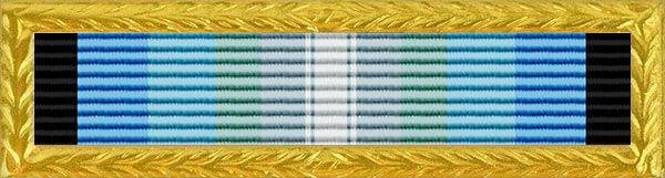 Department Commendation Award Ribbon