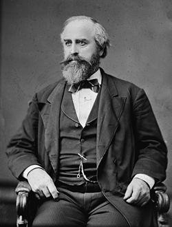 Carter H. Harrison, Sr. (1825 – 1893)