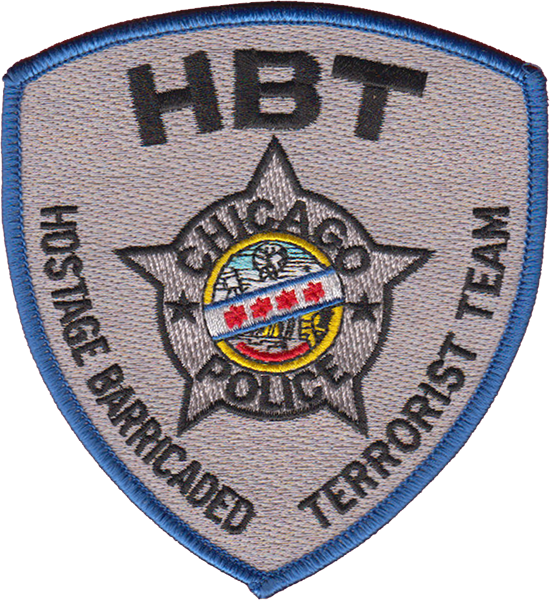 HBT Shoulder Patch - Standard