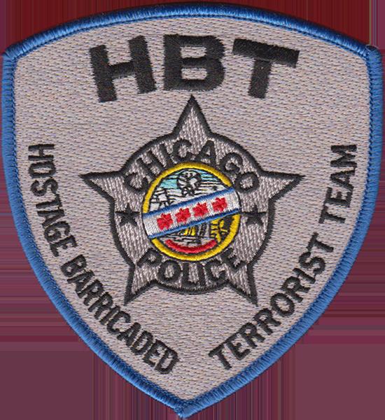 HBT Shoulder Patch - Standard