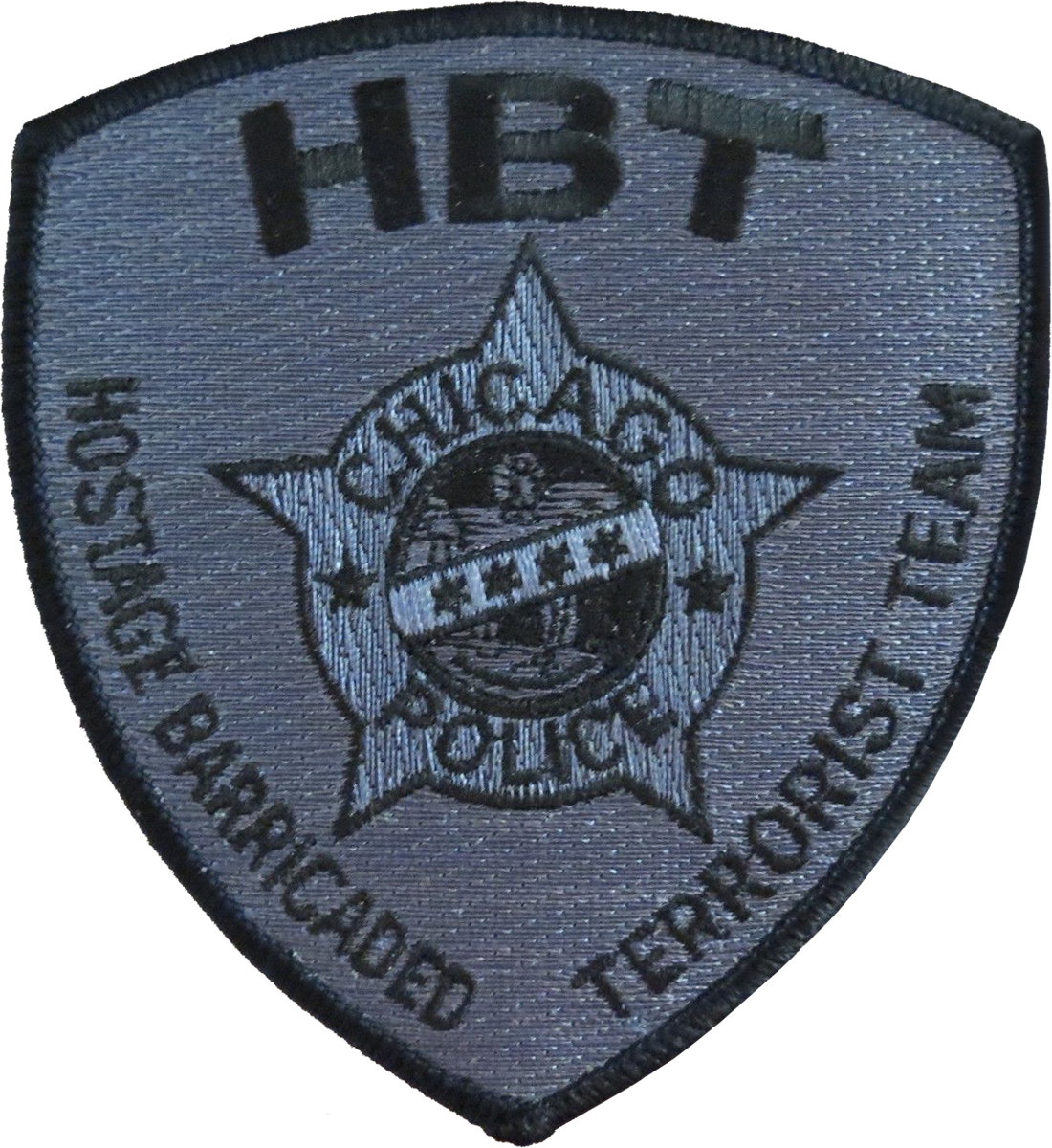 HBT Shoulder Patch - Subdued