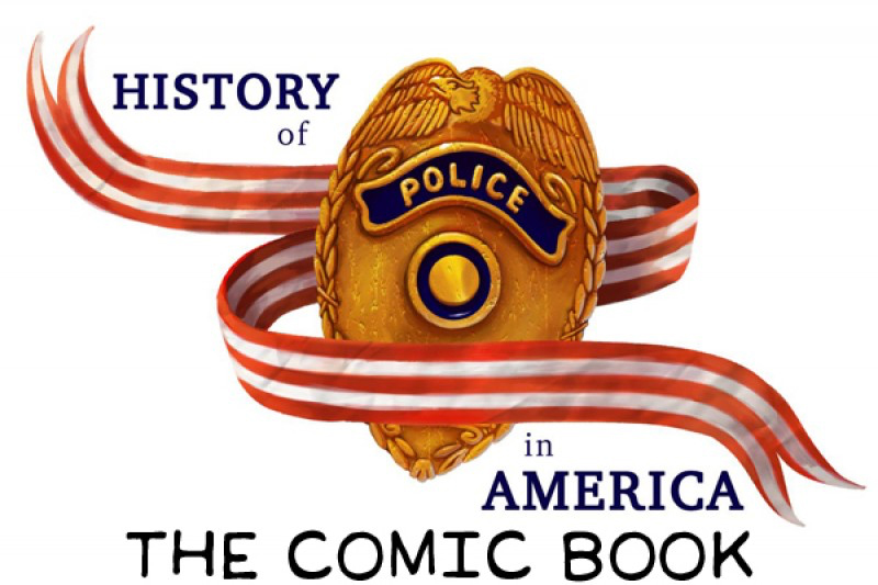 History of Police In America Comic Book Project
