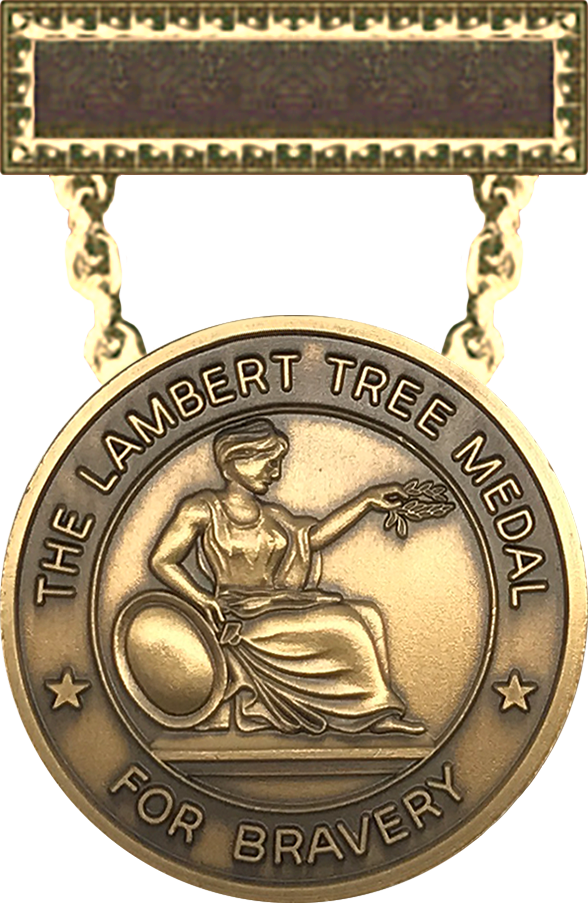 Lambert Tree Medal - 1889 Series